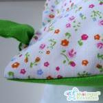Spring Flowers Baby Pillow