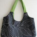 Grey Bag with Lime - Eco Fr..