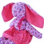 Chloe The Rabbit - Soft Toy..