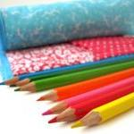 Pencil Roll - Color Pencils..