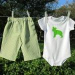 Baby Clothing Set - Green B..