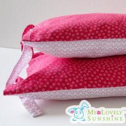 Christmas - Nursing Pillow ,Toddler Pillow